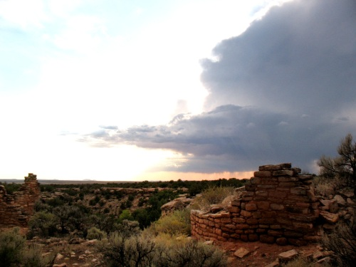 Late Afternoon—Hovenweep