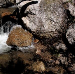 Canyon Stream © SR Euston