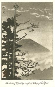 Toyko Christmas 1945