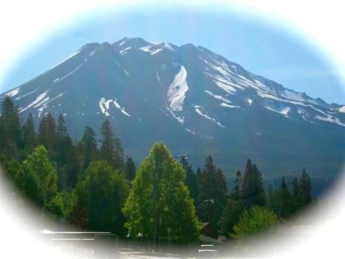 Mt. Shasta at Weed © AME