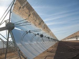 parabolic mirror photo courtesy of Ray stern, Phoenix New Times online