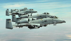 A10s from the Davis/Monthan website